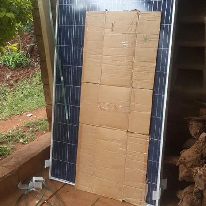 Solar Panels Installation Project