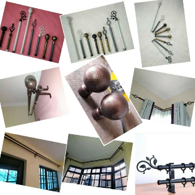 Quality Curtain rod sellers in Nairobi