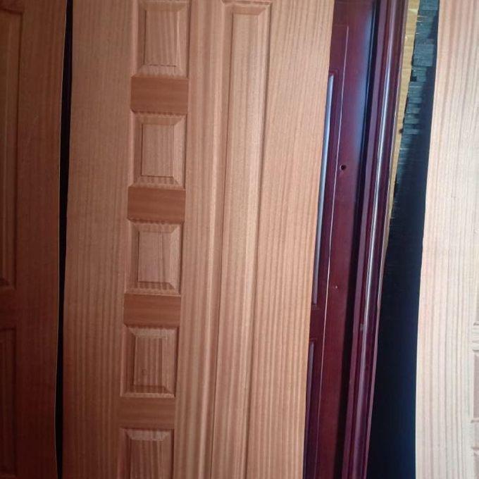 Mahogany Flush Doors