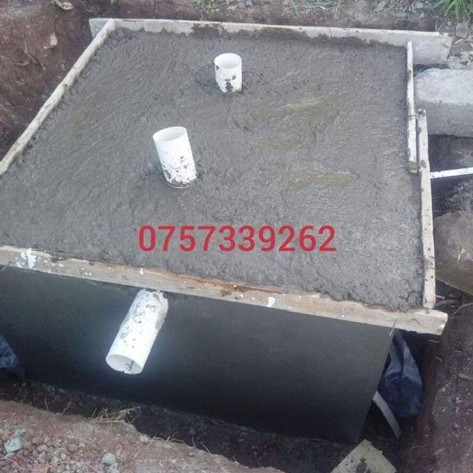 Biodigesters installation services