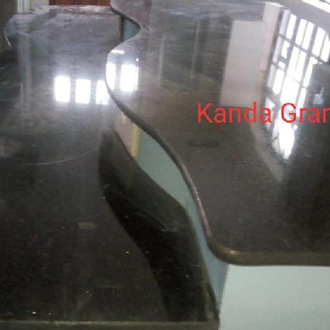 Quality Reception Granite Countertops in Nairobi