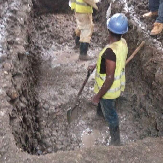Bio Digester Area Excavation Services