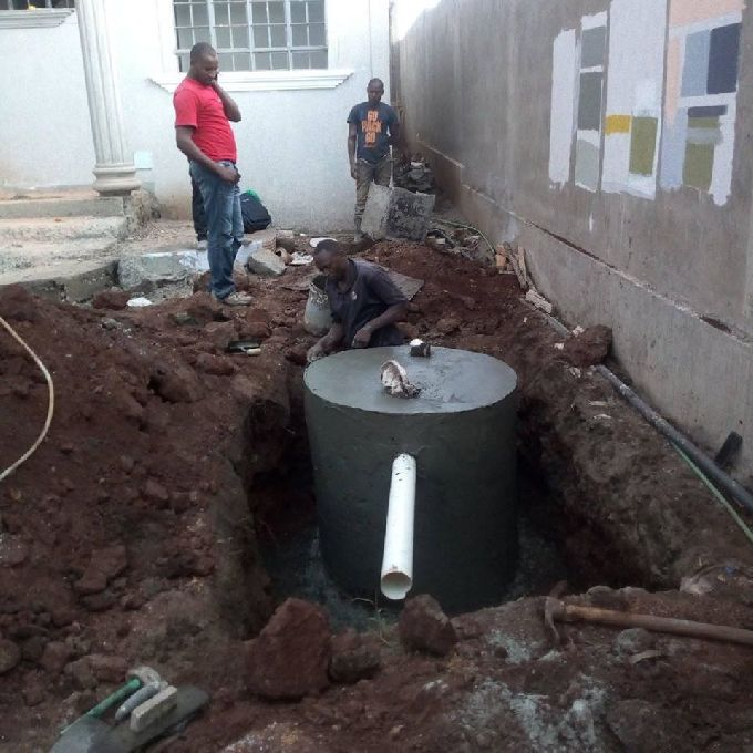 Septic Installation in Kitui
