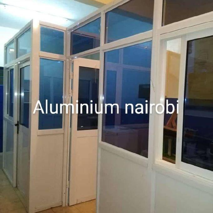 Aluminium Window Fabrication Experts in Nairobi