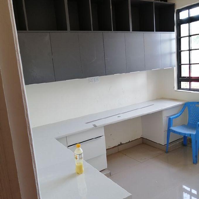 Customized Kitchen Cabinets in Nairobi