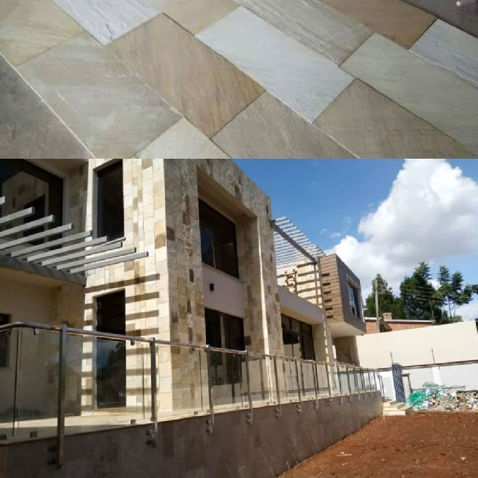 Mazeras Wall Cladding for a residential house