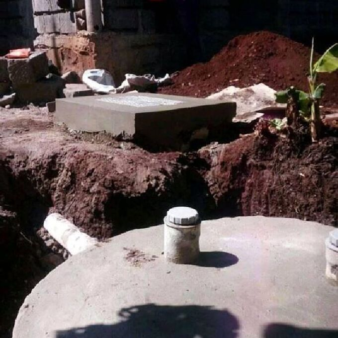 Quality and Durable Septic Tank Installation in Kiambu