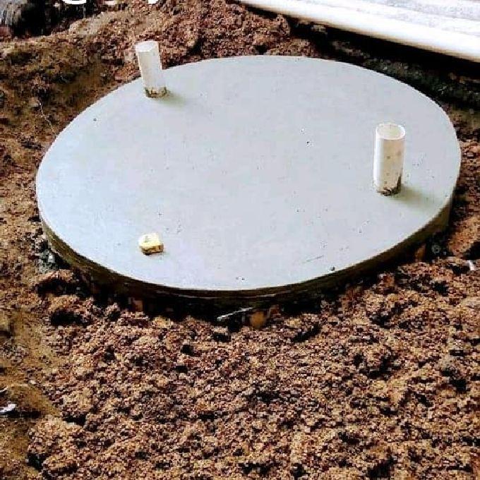 Modern Septic Biodigester System Installation Help