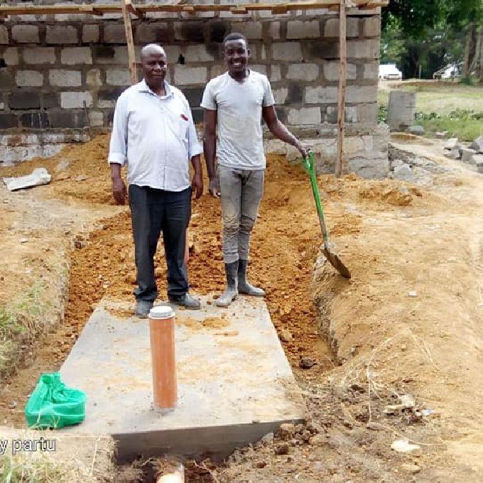 Biodigester System Installation in Nairobi