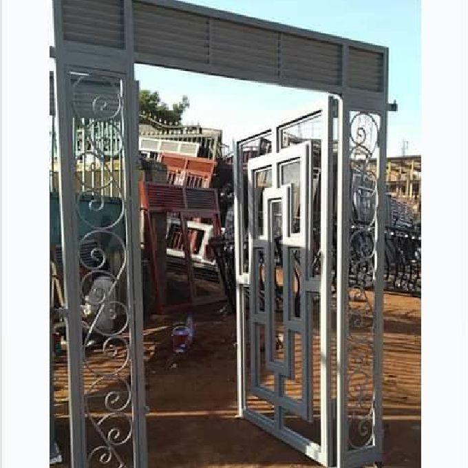 Window Grills Fabrication in Uganda