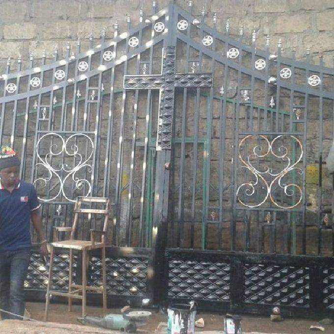 Gate Fabrication in Ruiru