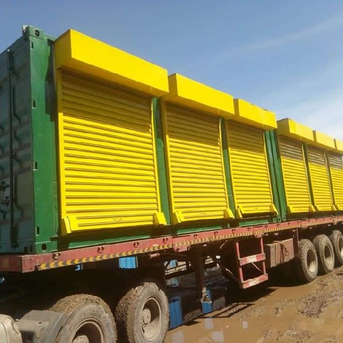 Container Shop Fabrications