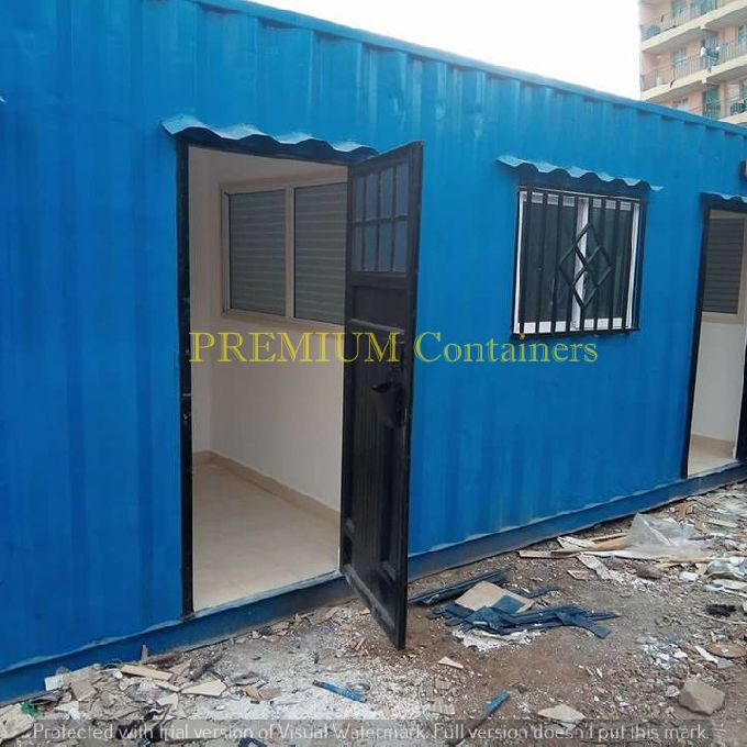 Container House Fabrication