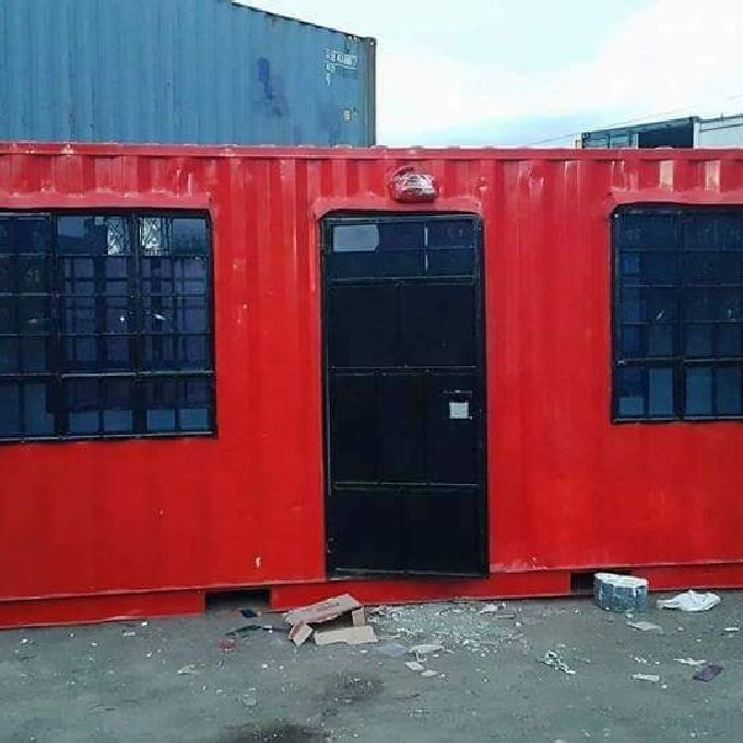 Containers Stall Fabrications