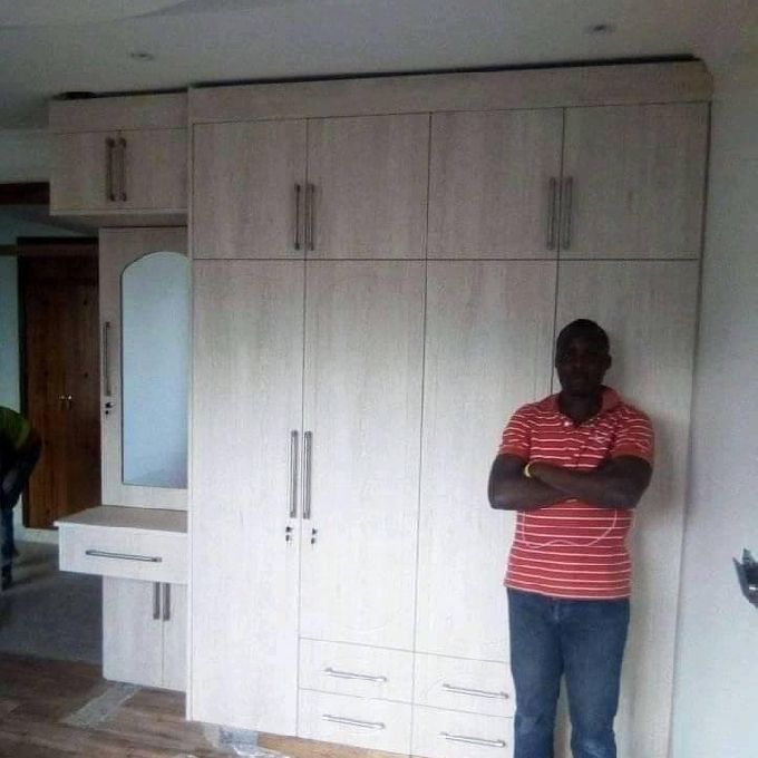 Wardrobe Installation in Nairobi