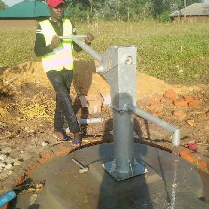 Borehole Test Pumping