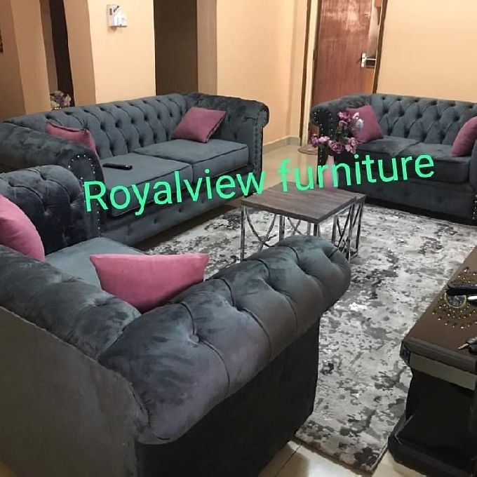 Quality traditional chesterfield sofa Dealers in Nairobi