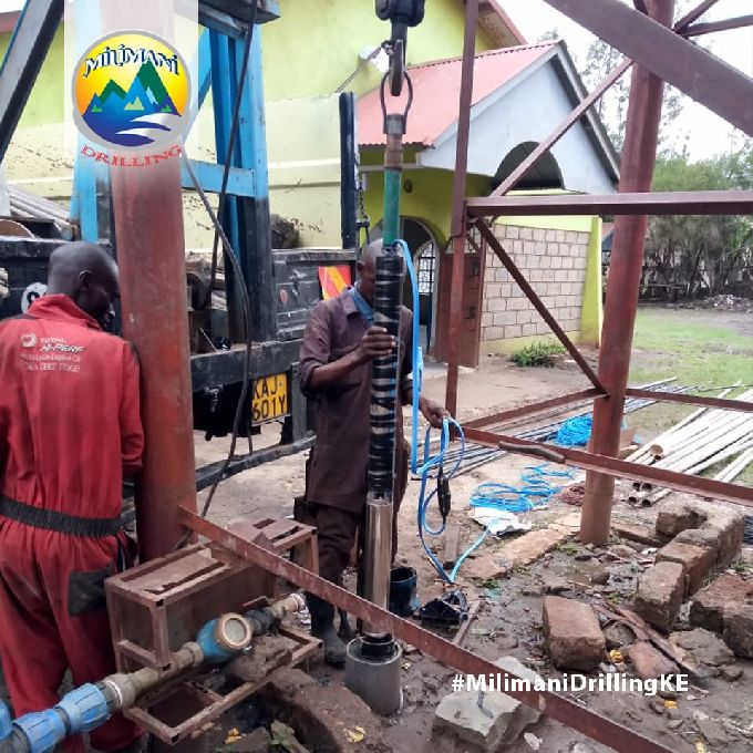 Affordable Drilling Experts in Nairobi