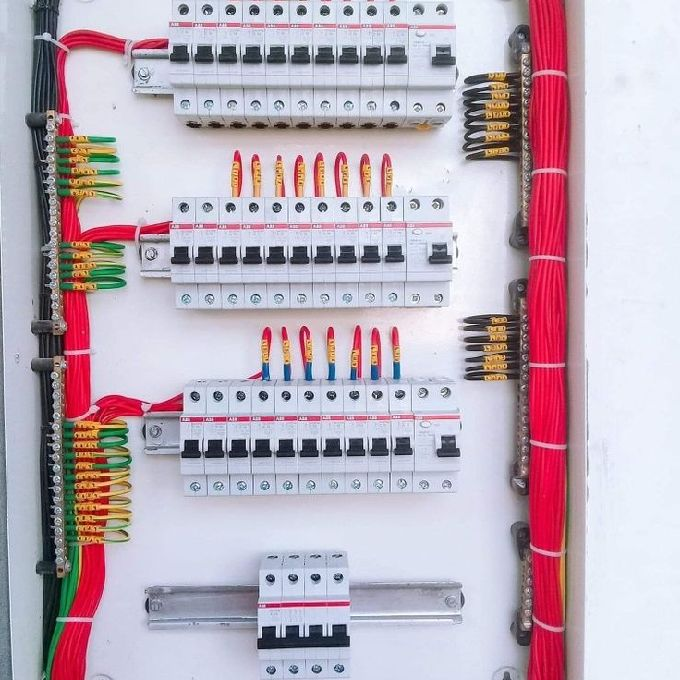 Electrical installation assistance