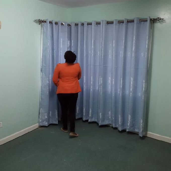 Latest Design Curtains for Sale