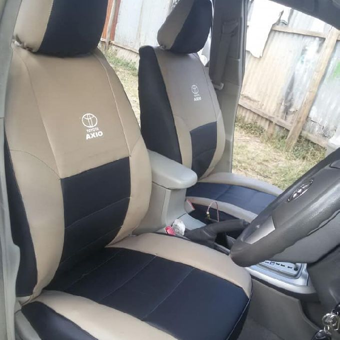 Durable and Customized Leather Car Seat Covers for sale