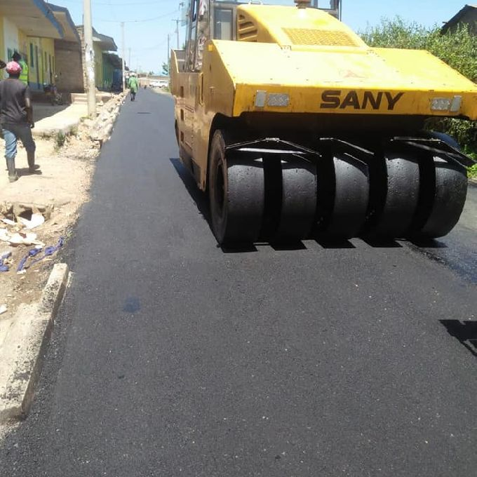 Experts in Old Roads Tarmacking