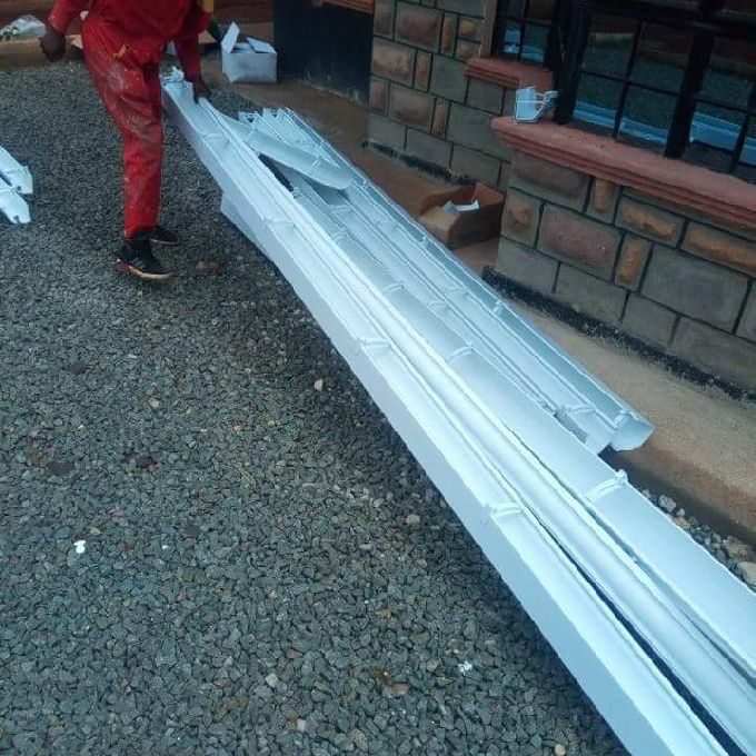 Professional Gutters Installation