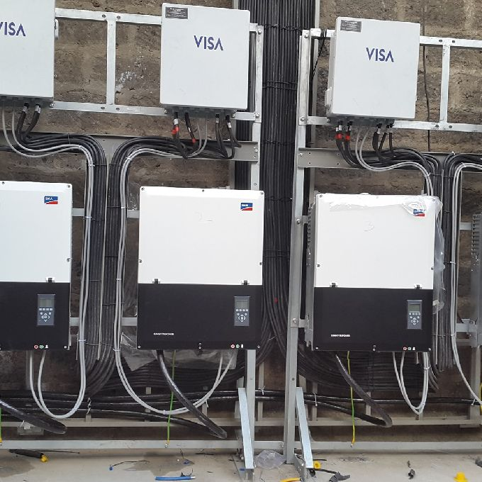 Solar Back Up System  Installation and sale