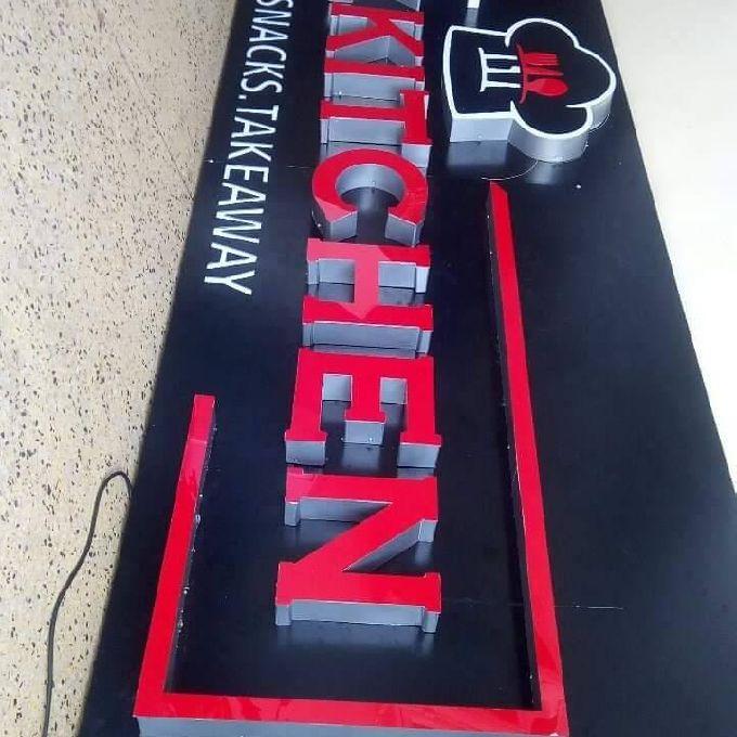 Signage Fabrication In Kakamega
