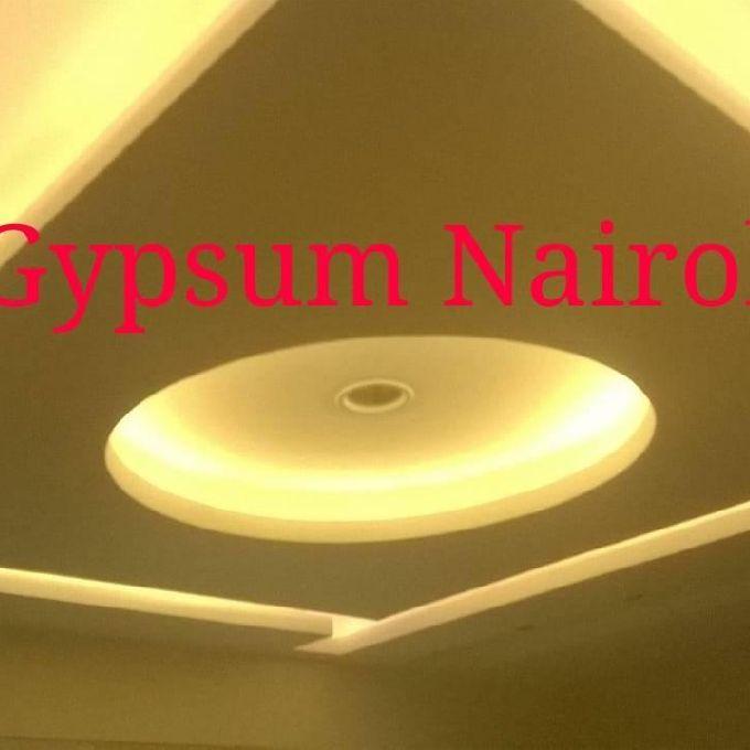 Cheap Gypsum Services in Nairobi