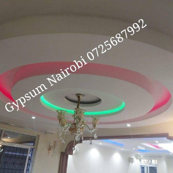 High End Gypsum Installation