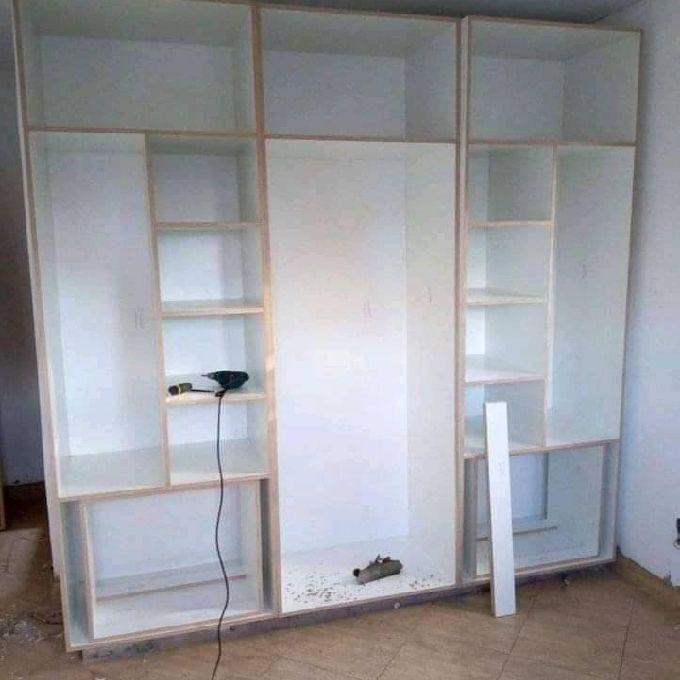 Beautiful Bedroom Cabinet Solution
