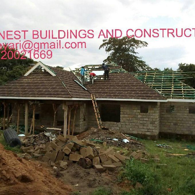Roofing Solutions in Western Part of Kenya