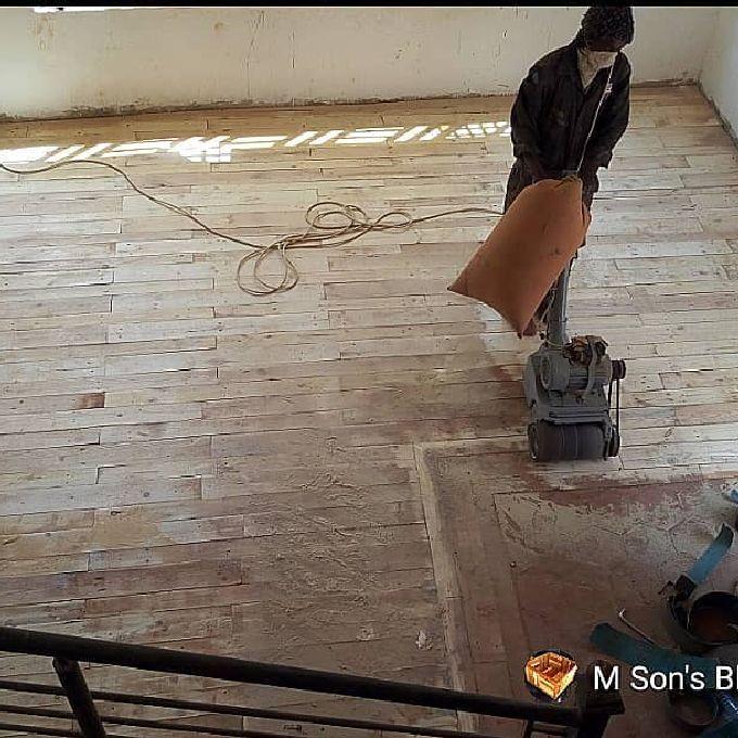 Floor sanding Solutions