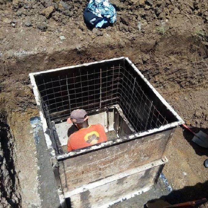 Biodigester /Biological septic tank