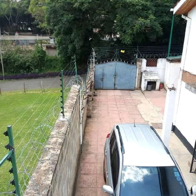 Electric Fence System Installation