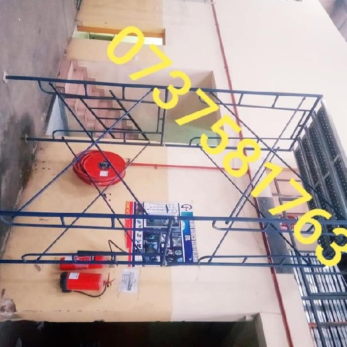 Professional Scaffolding Experts in Nairobi