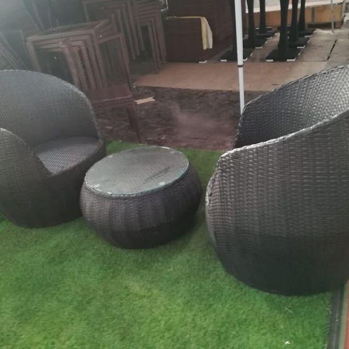 Quality Rattan Furnitures made in kenya