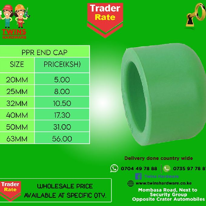Drainage Material Suppliers in Nairobi