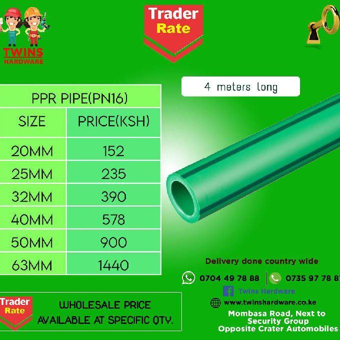 Water Pipe Suppliers