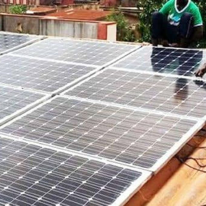 Solar Powered Electricity