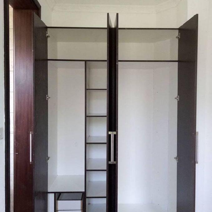 Bedroom Wardrobe Installation