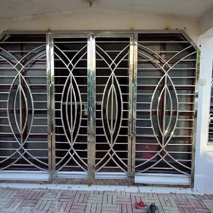 Steel Door Fabrication