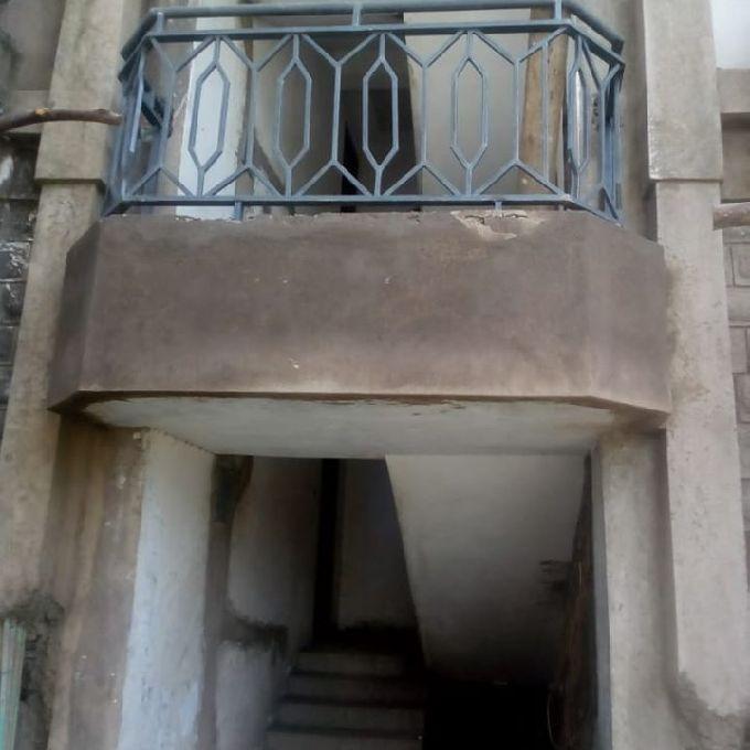Stair case Steel Barriers