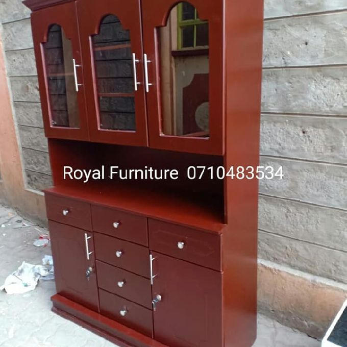 Office Cabinet Design for Documents