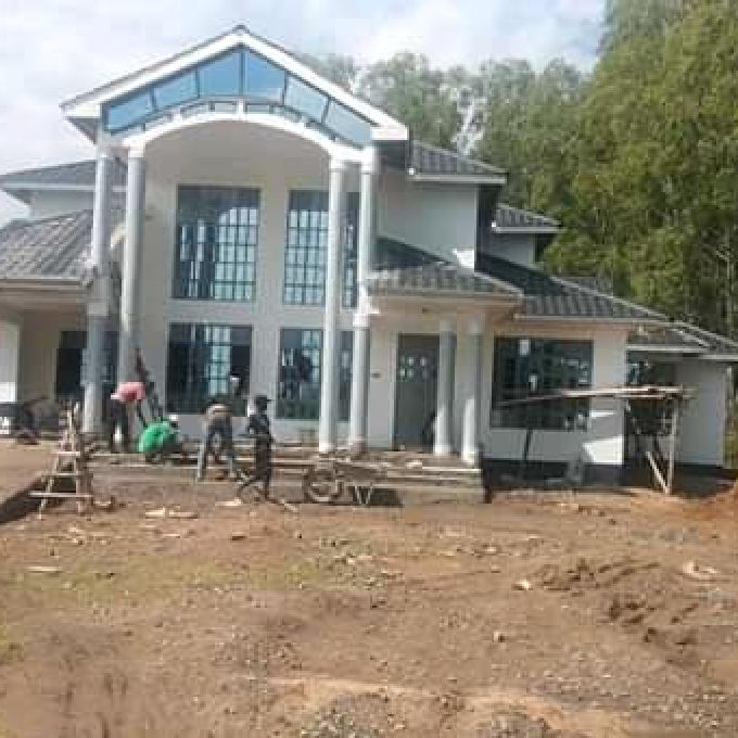 Affordable Mansion Design in Kisumu