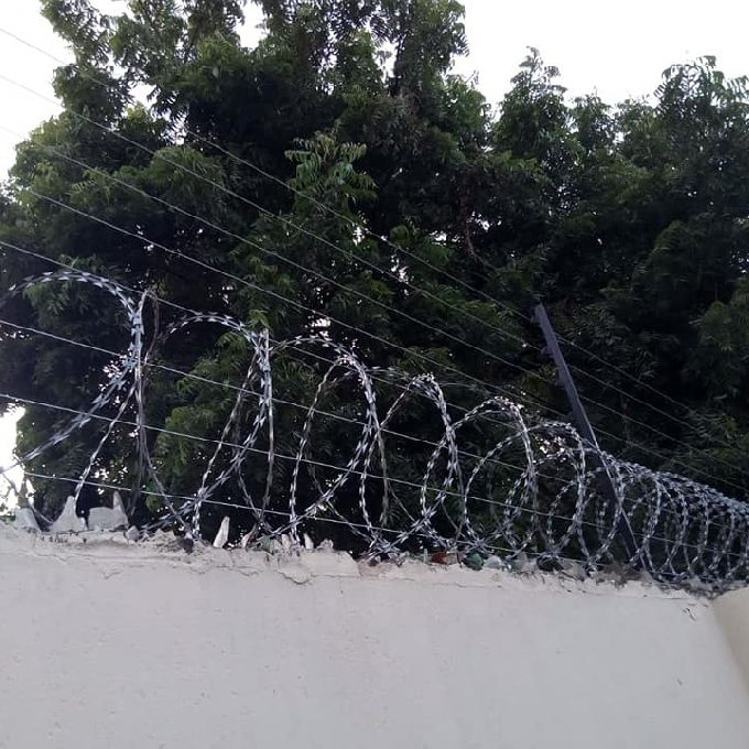 Razor Wire Experts in Mtwapa