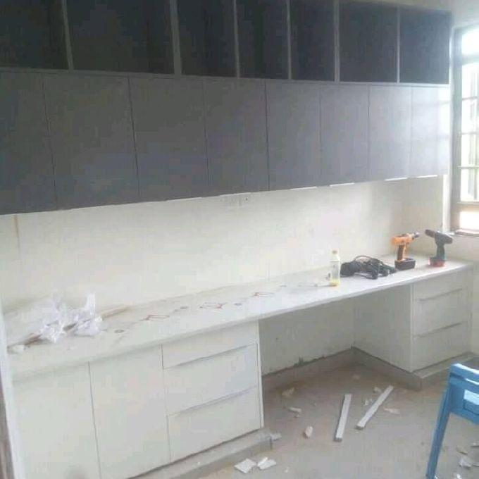 MDF Cabinet Installation Services