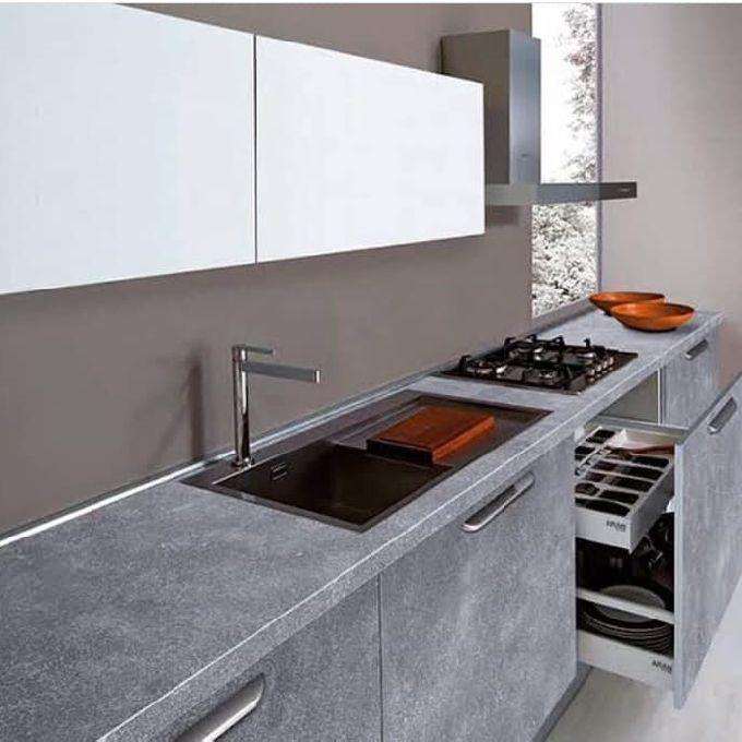 Marble & Granite Kitchen Top Installation