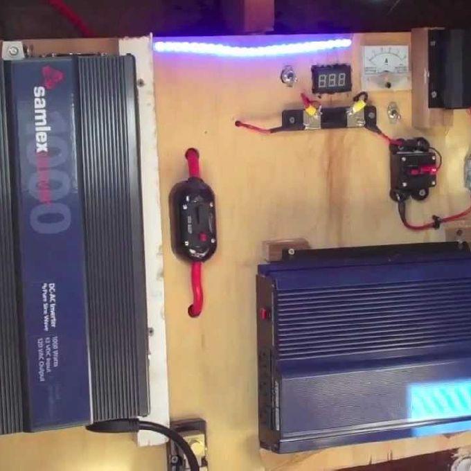 Power Inverter Installation Help